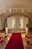 婚礼空间 免版税图库摄影