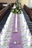 婚礼装饰 免版税库存照片