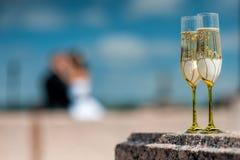 婚礼觚 图库摄影