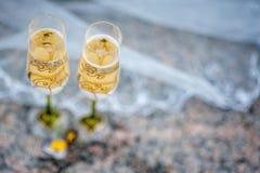 婚礼觚 免版税图库摄影