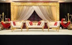 婚礼阶段 免版税库存照片
