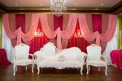 婚礼阶段 图库摄影