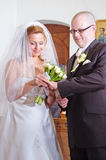 婚礼 图库摄影