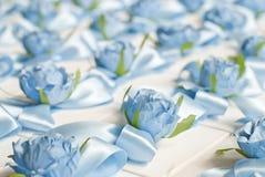 婚礼Bonbonniere 当前的配件箱 客人的结婚礼物 库存照片