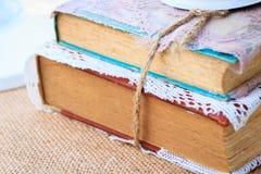 婚姻储蓄图象的书 免版税库存图片
