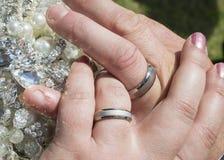 婚姻和和谐 免版税库存照片