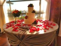 婚姻在海湾 免版税库存图片