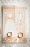 婚姻白色的背景明亮的环形 免版税库存图片