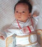 婴儿货币 免版税图库摄影
