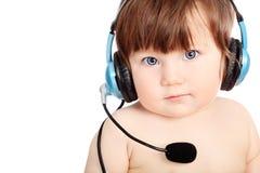 婴儿 免版税图库摄影