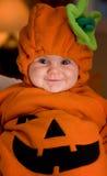 婴孩万圣节 免版税图库摄影