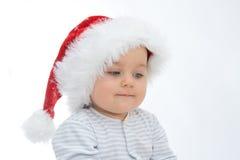婴孩圣诞节 免版税库存照片