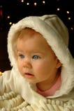 婴孩圣诞节 免版税图库摄影