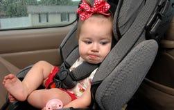 婴孩安全性 库存照片