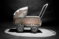 婴孩教练 免版税库存图片