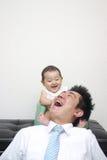 婴孩日语 库存图片
