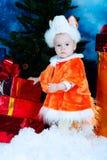 婴孩服装 免版税库存图片