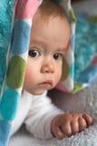 婴孩毯子 免版税图库摄影