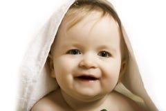 婴孩浴 免版税库存图片