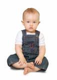 婴孩犹特语 免版税库存照片