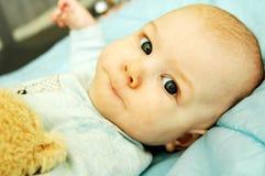 婴孩甜点 免版税库存图片