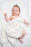 婴孩甜点 免版税图库摄影