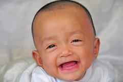 婴孩纵向s 免版税图库摄影