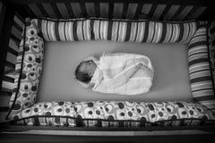 婴孩老一个星期 库存照片