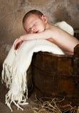 婴孩葡萄酒 图库摄影