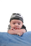 婴孩表面 免版税图库摄影