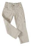 婴孩裤子。 免版税库存照片