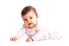 婴孩 库存照片