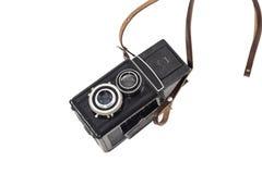 媒体格式照相机 免版税库存图片