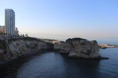 黎巴嫩贝鲁特 免版税库存照片