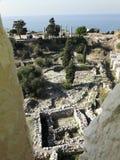 黎巴嫩jbeil 库存图片