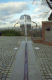 子午线,格林威治,英国 图库摄影