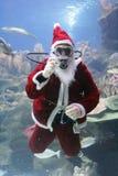 子句圣诞老人 库存照片