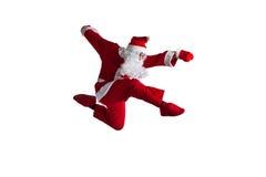 子句圣诞老人 免版税库存照片