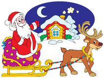 子句圣诞老人