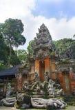 猴子寺庙 免版税图库摄影