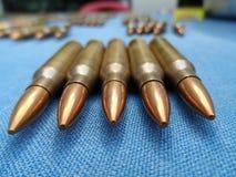 子弹M16 免版税图库摄影