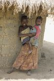 子项乌干达 免版税库存照片