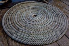 绳子 免版税库存照片