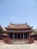 孔子・台湾寺庙 免版税图库摄影