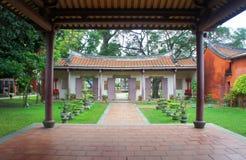 孔子寺庙 免版税库存图片