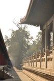 孔子寺庙 免版税库存照片