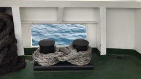孔有对连续海水的看法挥动象旅行的概念,移动,旅途游览旅行远航旅行乘驾旅途 股票视频