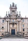 孔波斯特拉的圣地牙哥大学  免版税库存照片