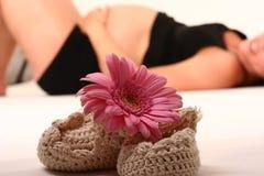 孕妇 免版税库存照片