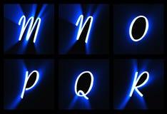 字母符号 库存照片